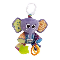 Elefant rangle med pivelyd Lamaze