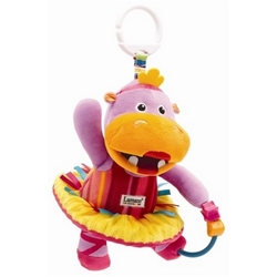 Flodhest ballerina rangle, Lamaze