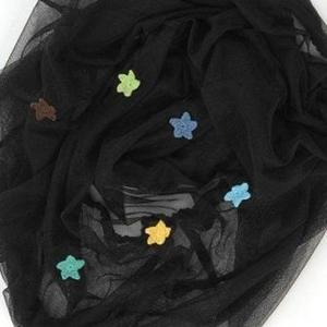 Billede af SmallStuff insektnet med hæklede stjerner, dreng