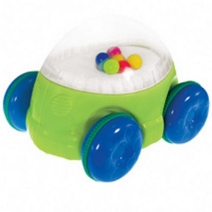 Image of Pop n Push Car, Sassy (80042)