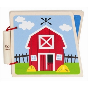 Image of   At the Farm Wooden Book, Maki
