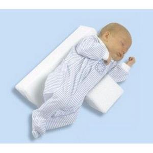Baby sleep pude - køb Babysleep baby pude mod fladt baghoved