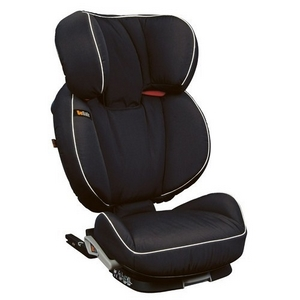 BeSafe iZi Up X3 Fix med Isofix, 15-36 kg., Black Cab