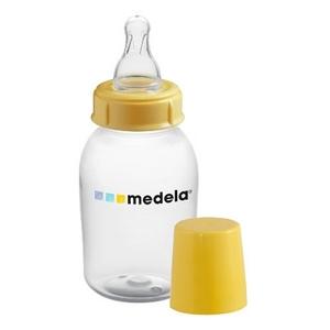 Medela sutteflaske m. silikonesut 250 ml.