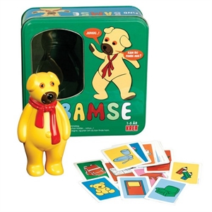 Image of Find Bamse, DR (665-332-46)