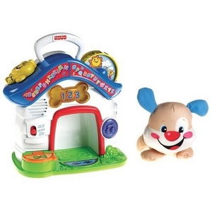 Fisher Price Puppy Playhouse