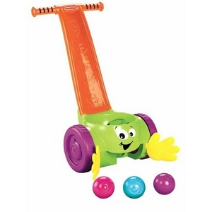 Fisher Price Walkin\' Whirling Popper