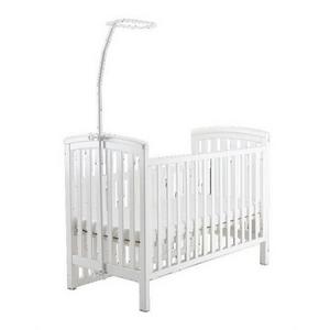 sengehimmel til tremmeseng Himmelpind til tremmeseng fra Baby Dan, super god kvalitet sengehimmel til tremmeseng