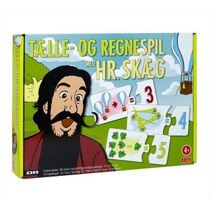 "Image of Hr. Skæg, ""Lær at tælle og regne"" (5656-5665-56653)"