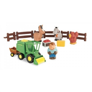 First Little Farm Playset, John Deere