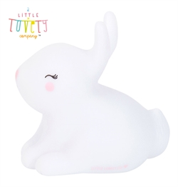A Little Lovely Company Lampe, Mini Bunny