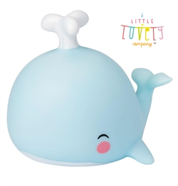 A Little Lovely Company Lampe, Little Whale