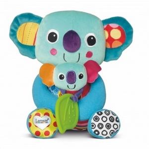 Kramme koala med unge, Lamaze