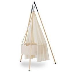 leander vugge stativ Stativ som kan foldes sammen til Leander vugge på tilbud og udsalg leander vugge stativ