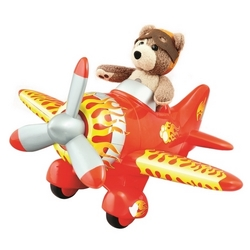 Norstar Charley Bear and Plane
