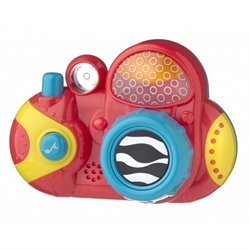 Playgro Sounds and Lights Camera
