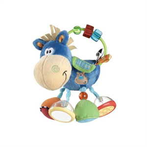 Image of   Playgro aktivitetsrangle hest