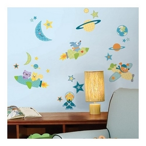 Wallstickers, Room2play, Rocket Dog