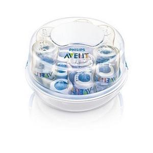 AVENT Express dampsterilisator til mikrobølgeovn
