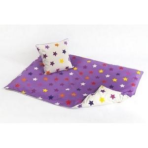 Billede af SmallStuff baby sengesæt, lavendel