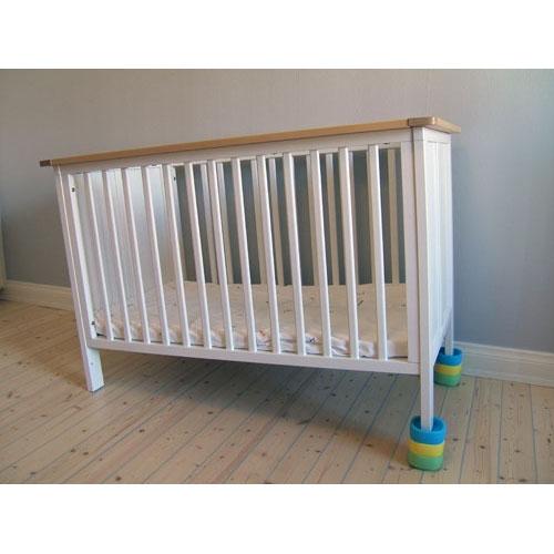 Praktiske Bed Blocks - køb sengeklodser til tremmeseng