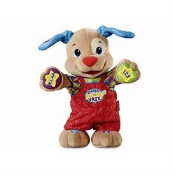 Fisher Price Dance & Play Puppy