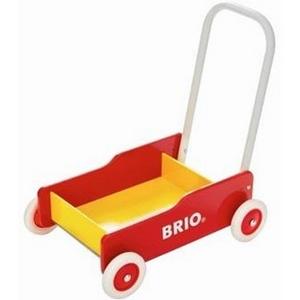 Brio gåvogn, rød