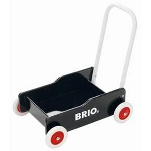 Brio gåvogn, sort