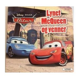 Lynet McQueen og venner, papbog