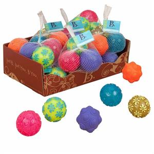 Image of B-Toys bolde, Oddballs mini, 3 stk. (4545-5565-222222-9)
