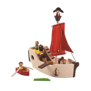 Piratskib, Plantoys