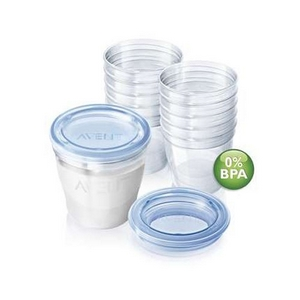 udmalkning og opbevaring af modermælk