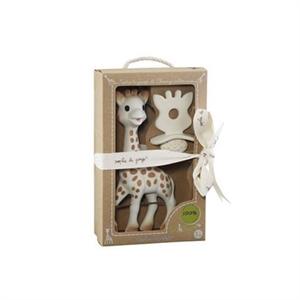 Gaveæske, Vulli Sophie giraf bidedyr inkl. bidering, prisbelønnet